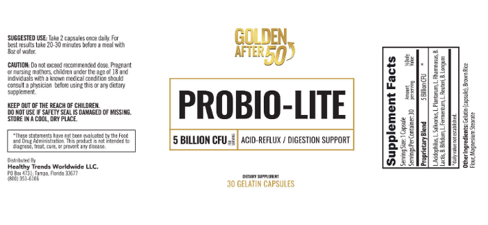 ProbioLite Reviews (Probio-Lite), Price, Free Trial, Benefits & Work