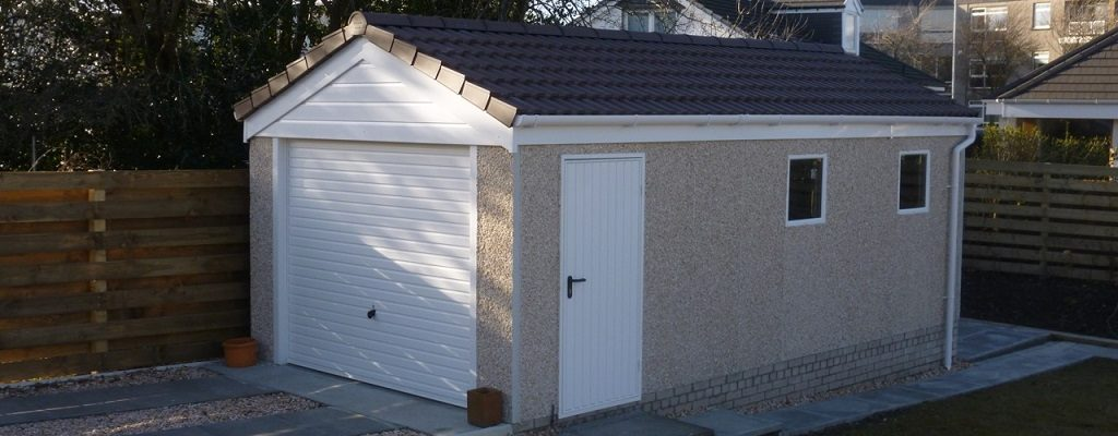 Remember Your First Concrete Garages Aberdeen Lesson?